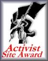 *Activist Site Award